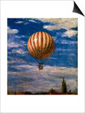 The Balloon  1878