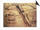 Giant Catapult  circa 1499