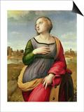 St Catherine of Alexandria  1507-8