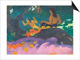 Fatata Te Miti (By the Sea) 1892