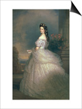 Elizabeth of Bavaria (1837-98)  Empress of Austria  Wife of Emperor Franz Joseph (1830-1916)