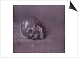Study of a Human Skull  1521