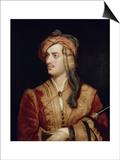 Portrait of George Gordon 6th Baron Byron of Rochdale in Albanian Dress  1813