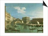 The Rialto Bridge  Venice