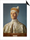 Leonardo Loredan (1436-1521) Doge of Venice from 1501-21  circa 1501