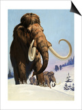 Mammoths from the Ice Age  1969