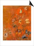 Evocation of Butterflies  c1912