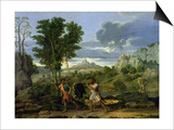 Autumn  or the Bunch of Grapes Taken from the Promised Land  1660-64