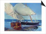 Sailing Boats  1916