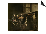 The Calling of St Matthew  circa 1598-1601
