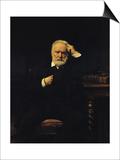 Portrait of Victor Hugo (1802-85) 1879