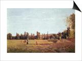 La Varenne De St Hilaire  1863