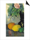 Flowers and Fruit  circa 1886