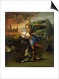 St Michael  circa 1503-05