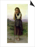 A Little Shepherdess  1891