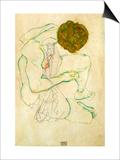 Seated Nude Woman  1914