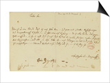 Letter from Mozart to a Freemason  January 1786