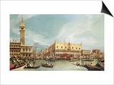 The Molo  Venice