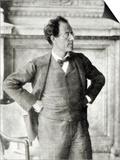 Portrait of Gustav Mahler  1907
