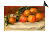 Still Life with Apples and Oranges  C1901
