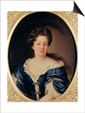 Portrait of Marie-Anne Mancini