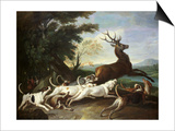 The Deer Hunt  1718