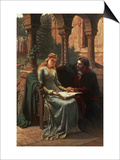 Abelard and His Pupil Heloise  1882