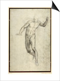 Study for The Last Judgement