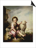 The Good Shepherd  circa 1650