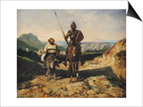 Don Quixote and Sancho
