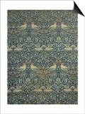 Dove and Rose Fabric Design  c1879