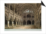 """Interior of the Palace  Madura  Plate XV from """"Oriental Scenery """" Published 1798"""
