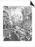 Gin Lane  1751