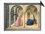 The Annunciation  circa 1438-45