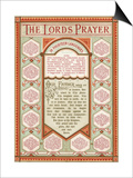 The Lord's Prayer in 14 Languages