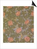 """Rose - 93"" Wallpaper Design"