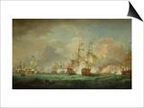 Battle of Trafalgar  21st Oct 1805