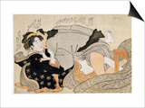 A Shunga Scene