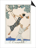 The Swing  1923