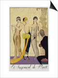 The Judgement of Paris  1920-30