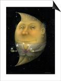 Juggling Crescent Moon