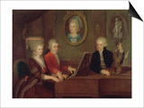 The Mozart Family  1780-81