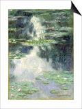 Pond with Water Lilies  1907