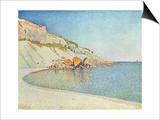 Cote D'Azur  1889