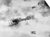 World War One Aircraft  1916-17