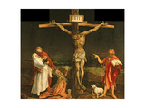 The Crucifixion  from the Isenheim Altarpiece  circa 1512-15