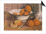 Still Life with Oranges  1881