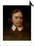 Portrait Study of Oliver Cromwell (1599-1658)
