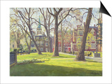 Mount Street Gardens  London
