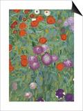 Flower Garden  1905-07 (Detail)